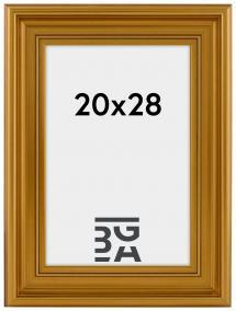 Mora Billedramme Premium Guld 20x28 cm