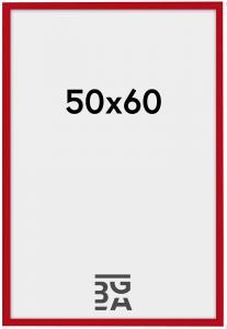 New Lifestyle ramme rød 50x60 cm