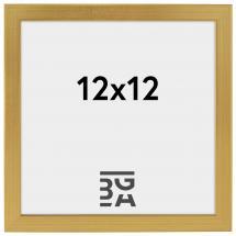 Edsbyn Fotoramme Guld 2A 12x12 cm
