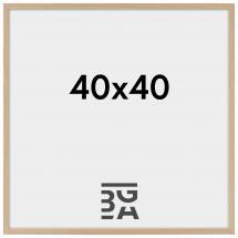 Soul ramme Eg 40x40 cm