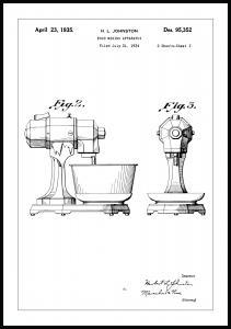 Patenttegning - Mixer II