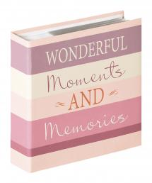 Moments Wonderful - 200 Billeder i 10x15 cm