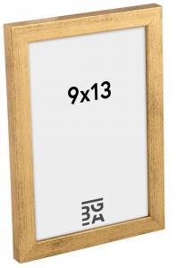 Galant Billedramme Guld 9x13 cm