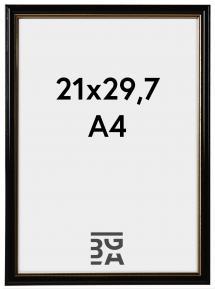 Classic Billedramme Sort 21x29,7 cm (A4)