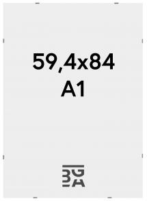 Clipsramme 59,4x84 cm (A1)
