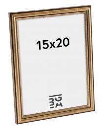Horndal Guld 7B ramme 15x20 cm