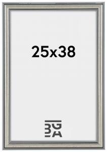 Frigg ramme Sølv 25x38 cm