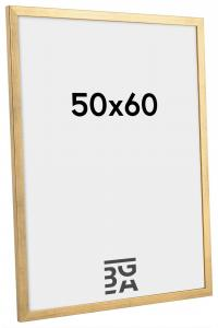 Galant Billedramme Guld 50x60 cm