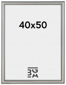 Frigg ramme Sølv 40x50 cm