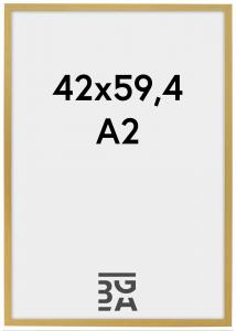 Edsbyn Fotoramme Guld 2A 42x59,4 cm (A2)