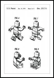 Patenttegning - Lego II