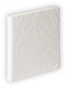 Nobile Gæstebog - 23x25 cm (144 Hvide sider / 72 blade)