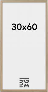 Grimsåker ramme Eg 22A 30x60 cm