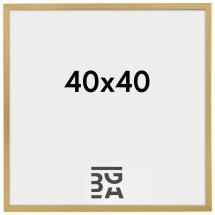 Edsbyn Fotoramme Guld 2A 40x40 cm