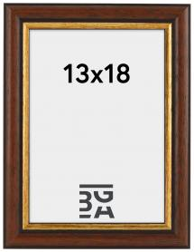 Siljan ramme Brun 8A 13x18 cm