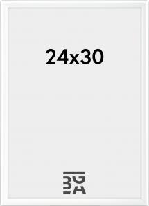 Galeria Billedramme Hvid 24x30 cm