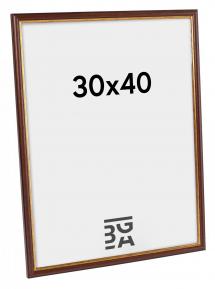Horndal Brun 7A ramme 30x40 cm