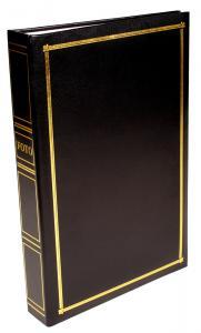 Classic Line Super Album Sort - 300 Billeder i 10x15 cm