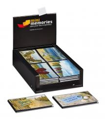 Mini Memories Album Holiday 6 varianter - 40 Billeder i 10x15 cm - 36-pak