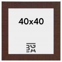 Home Valnød 40x40 cm
