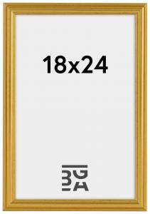 Frigg ramme Guld 18x24 cm
