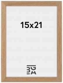Rock ramme Eg 15x21 cm (A5)
