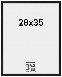 Edsbyn Fotoramme Sort 2E 28x35 cm