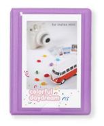 Polaroid Minialbum Lavender - 28 Billeder i 5x7,6 cm
