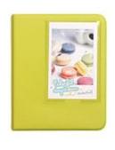 "Polaroid Album Lime - 64 Billeder i 5x7,6 cm (2""x3"")"