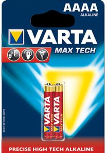 Varta Max Tech AAAA